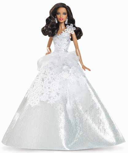 Barbie Collector 2013 Holiday African-American - Barbie Doll 1988