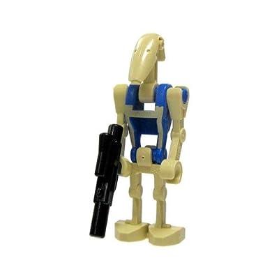 LEGO Star Wars LOOSE Mini Figure Battle Droid Pilot with Blaster [Version 3]