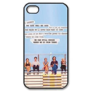 Nannette J. Arroyo's Shop Hot Perks of Being A Wallflower Quotes iPhone 4/4s Case Cover - Snap-on Hard-JD Design