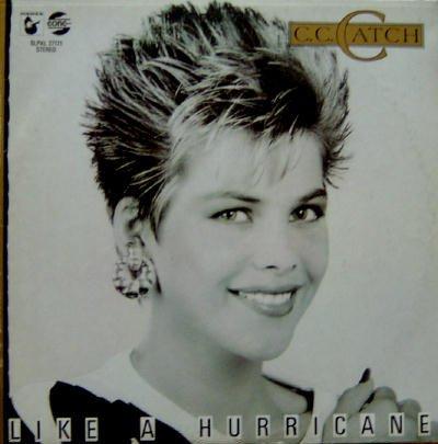 C.C.Catch - C.c. Catch: Like A Hurricane [vinyl] - Zortam Music