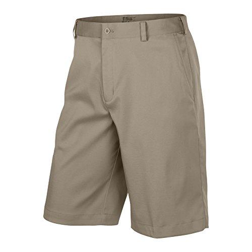 Nike Golf Shorts (Nike Men's Flat Front Golf Shorts, Khaki,)