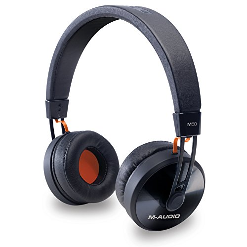 M Audio M50 Over Ear Headphones