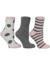 Legwear Women's Polka Dot & Stripe Cozy SM44832