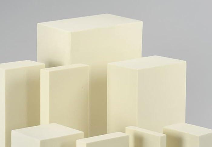 Plancha de espuma de poliuretano BAJA densidad. Especial maquetas.
