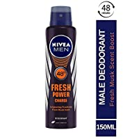 Nivea Fresh Power Charge Deodorant, 150ml