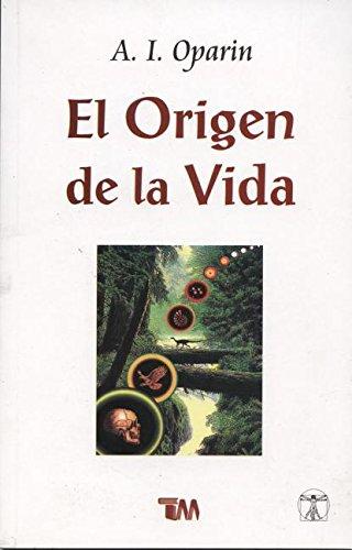 Origen De La Vida (Spanish Edition) PDF