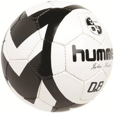 Hummel 0.8 Streetball - Balón de fútbol, color blanco/negro, talla ...