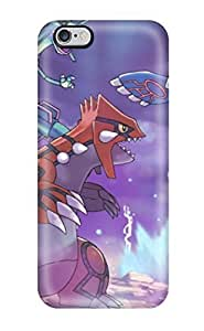 Hot Pokemon First Grade Tpu Phone Case For Iphone 6 Plus Case Cover Kimberly Kurzendoerfer