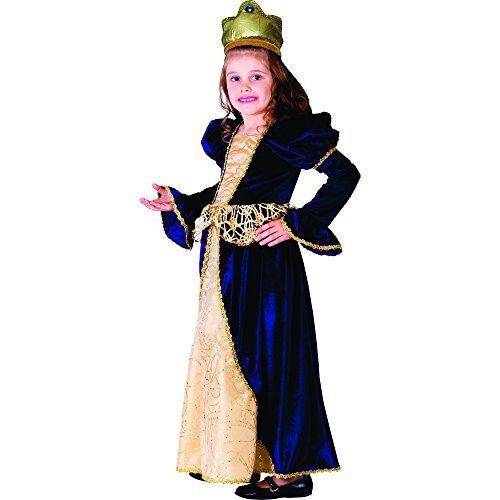 Dress Up America Größe 2 Renaissance Princess Costume by Dress Up America