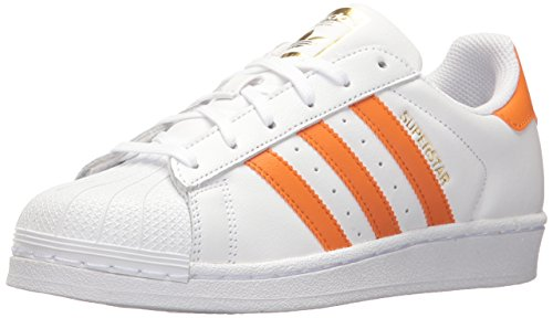 metallic White W Sneakers Adidas tacora Femme Superstar Basses Gold nwvAUxSRqT
