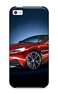 For Iphone 5c Tpu Phone Case Cover Aston Martin Vanquish 23