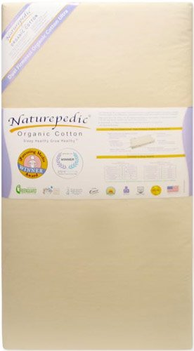 Naturepedic Organic Cotton Ultra 252 Seamless 2-Stage in Nat