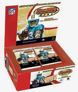 2005 Bowman's Best NFL Football box (10 pk) (Bowmans Best Football Box)