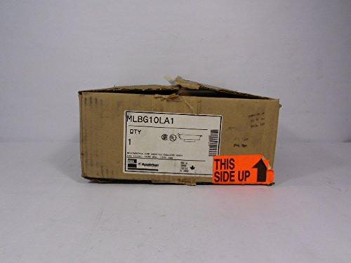 Appleton MLBG10LA1 Mercmaster Low Profile Ballast body 100W Hps 120V