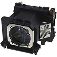 CTLAMP ET-LAV400 Projector Replacement Lamp ET-LAV400 Compatible Bulb for Panasonic burner inside with Housing PT-VW530/VW535N/VX600/VX605N/VZ570/VZ575N Projector