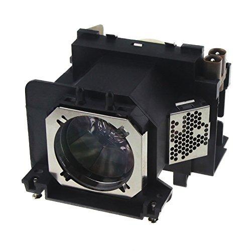 - CTLAMP ET-LAV400 Projector Replacement Lamp ET-LAV400 Compatible Bulb for Panasonic burner inside with Housing PT-VW530/VW535N/VX600/VX605N/VZ570/VZ575N Projector