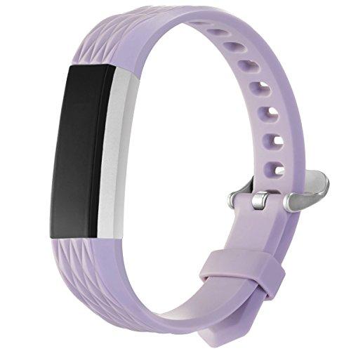 Fitbit Replacement Tracker Lavender Diamond