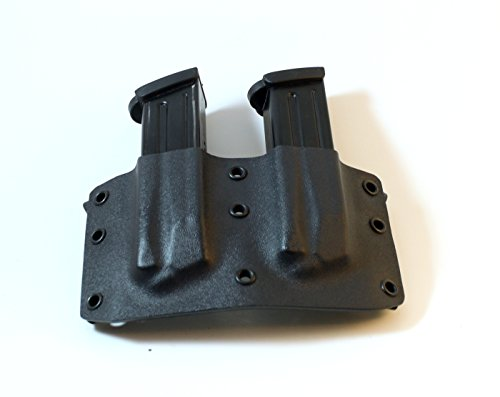 Ronin Double Mag Pouch for HK VP9, P30 or P30L, Black