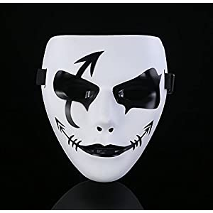 LABOO Halloween Mask – Cool Spooky Party Ghost Cosplay Mask