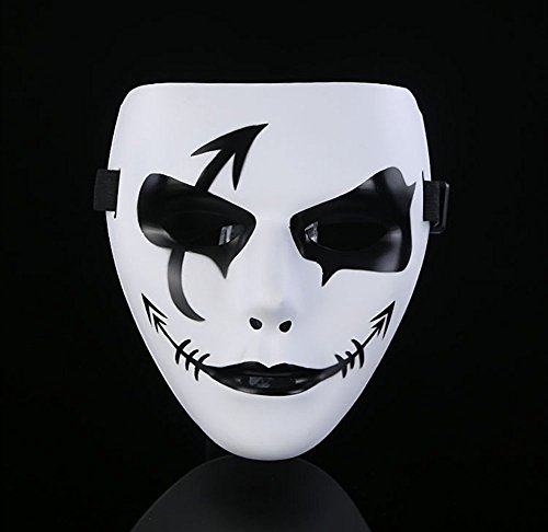 Halloween Mask For Men (LABOO Halloween Mask - Cool Spooky Party Ghost Cosplay Mask)