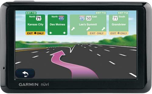 Amazon.com: Garmin nüvi 1390/1390T 4.3-Inch Widescreen Bluetooth ...