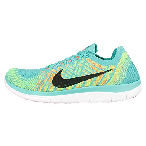 Volt Flyknit 0 Black 300 Shoes Men's Nike Free 4 Electric Sports Hyper Jade Green w4qqRFv