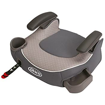 Graco Affix Backless Youth Booster with Latch System - Aschcroft