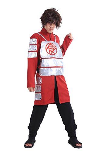 SDWKIT Naruto Shippuden Hidden Leaf Shinobi Akimichi Choji 2nd Version Set