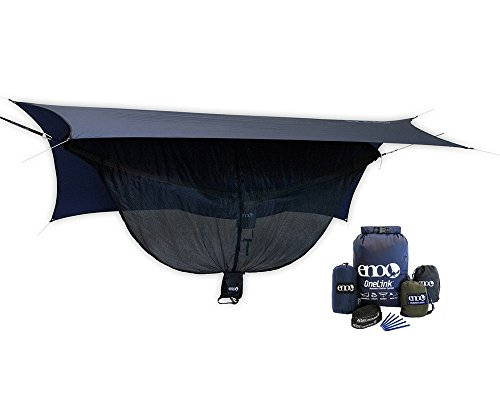 ENO – Eagles Nest Outfitters DoubleNest Insect Shield OneLink Sleep System, ENO Hammock Pack