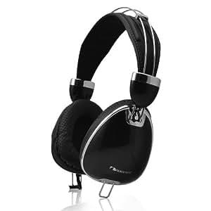 Amazon.com: Nakamichi Studio Headphones NK900 - Blac: Electronics
