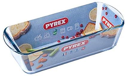 Pyrex Buzón Forma para bizcochos (Pan Molde Cristal 28, 30 cm, 28 cm