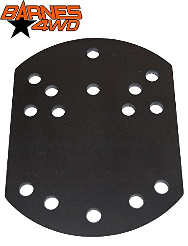 SPARE TIRE MOUNTING PLATE ()