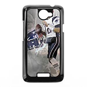 New England Patriots HTC One X Cell Phone Case Black persent zhm004_8470188