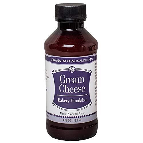 LorAnn Oils Emulsion, Cream Cheese, 4 Ounce