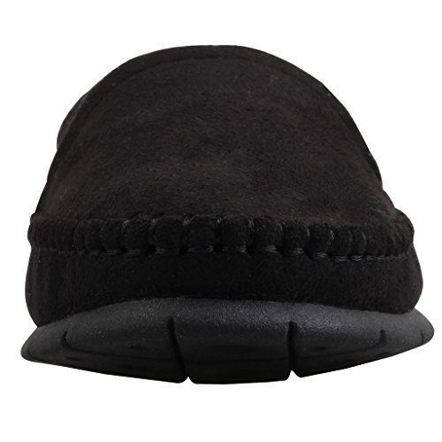 Flats Comfort Slip On Womens Black Suede Loafers Casual LIYZU Driving BqxRHEZtWw