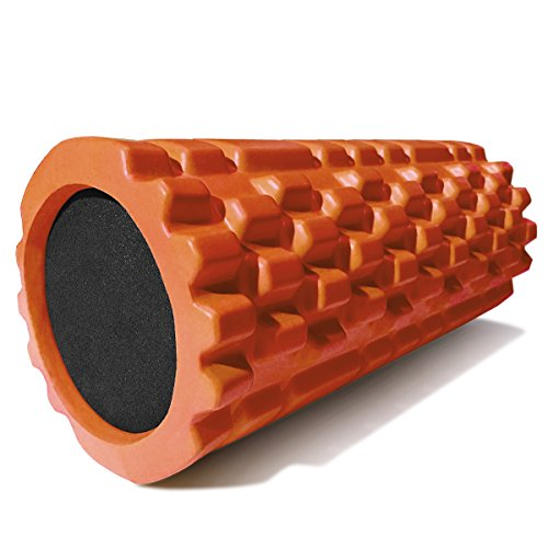 Foam Massage Roller - Orange