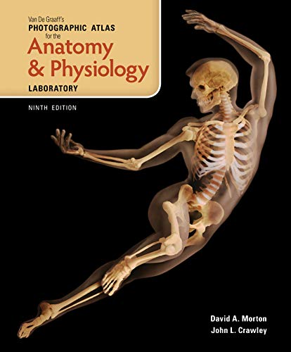 Van De Graaffs Photographic Atlas for the Anatomy  Physiology Laboratory