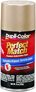 Dupli-Color EBTY15967 Cashmere Beige Metallic Toyota Exact-Match Automotive Paint - 8 oz. Aerosol
