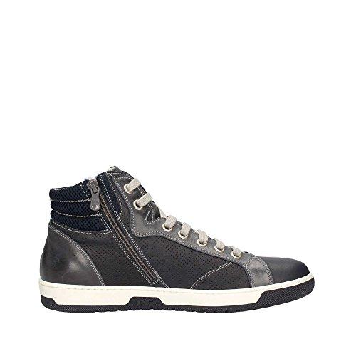 NERO GIARDINI P704812U Sneakers Hombre Azul 42