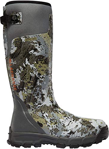 Lacrosse Men's Alphaburly Pro 18' 800G Hunting Shoes, Optimal Elevated II, 11 D US