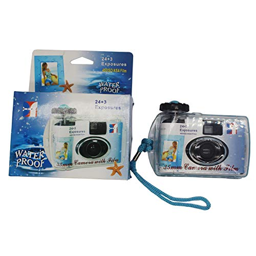 Underwater Camera, Disposable Waterproof Camera, Camera, Waterproof Camera