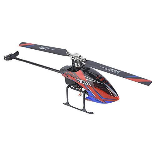 VGEBY1 Electric RC Helicopter, Brushless Flybarless Helicopter Toy Rechargeable Helicopter for Children (Flybarless Electric Helicopter)