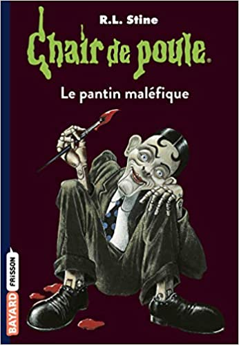 Le Pantin Malefique Amazon Co Uk R L Stine Jean
