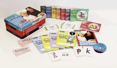 Read Write Inc Phonics One To One Phonics Tutoring Kit Miskin Ruth Amazon Com Au Books