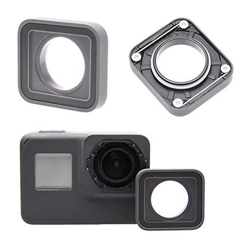 Hacloser UV Lens Protector Replacement UV Lens Ring Repair Case Frame for Gopro Hero 5/6