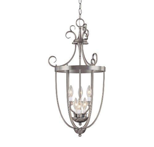 (Savoy House 3P-80201-6-69 Three Light Foyer Lantern)