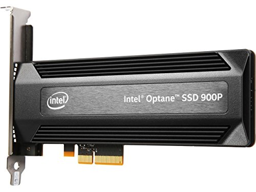 Picture of an Intel SSDPED1D280GASX Optane SSD 900P 735858359146