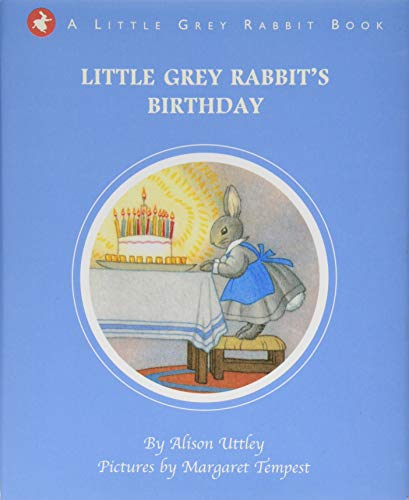 Little Grey Rabbit: Little Grey Rabbit's Birthday ()