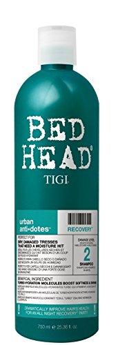 Tigi Bed Head Urban Anti+dotes Recovery Shampoo Damage Level 2, 25.36-Ounce