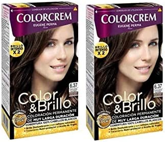 Colorcrem Tinte 2X1 6.37 Choco Avel: Amazon.es: Belleza